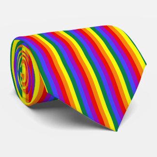 Rainbow Color Tie
