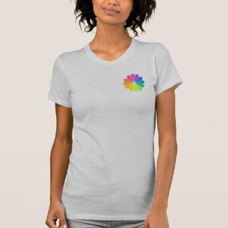 Rainbow Color Wheel Shirt