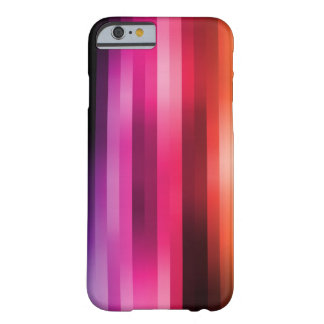 Rainbow Colorful Stripes in the Mix iPhone6 Cases