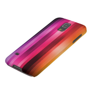 Rainbow Colorful Stripes in the Mix S5Samsung Case