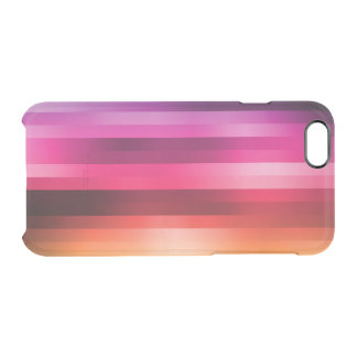 Rainbow Colorful Stripes iPhone6 Deflector Case