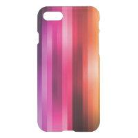 Rainbow Colorful Stripes iPhone 7 Deflector Case (<em>$44.65</em>)