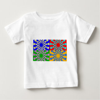 rainbow colors baby T-Shirt
