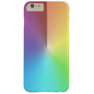 Rainbow Colors Barely There iPhone 6 Plus Case