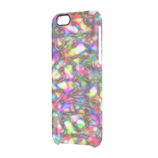 Rainbow Colors iPhone 6 Case Uncommon Clearly™ Deflector iPhone 6 Case