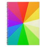 Rainbow Colors Journal