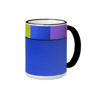 Rainbow Colors Mugs