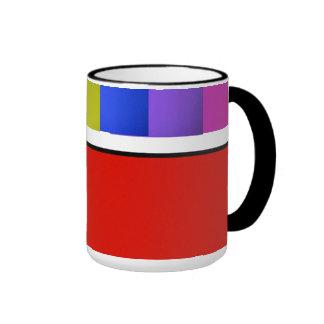 Rainbow Colors Mug