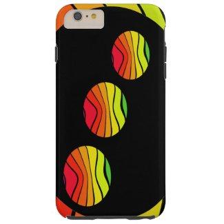 Rainbow Colors Pop Art Fashion CricketDiane Tough iPhone 6 Plus Case