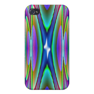 Rainbow Colors Speck Case iPhone 4/4S Covers