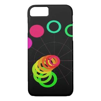 Rainbow Colorwheel Spectrum Brights CricketDiane iPhone 8/7 Case