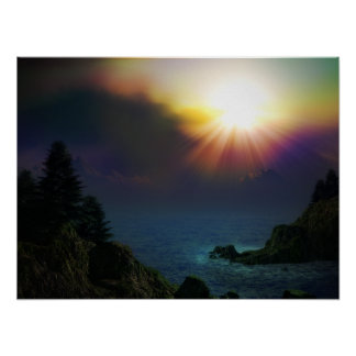 Rainbow Cove Poster