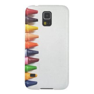 Rainbow Crayon Case