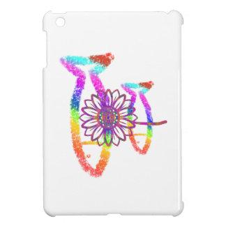 Rainbow Crayon iPad Mini Cases