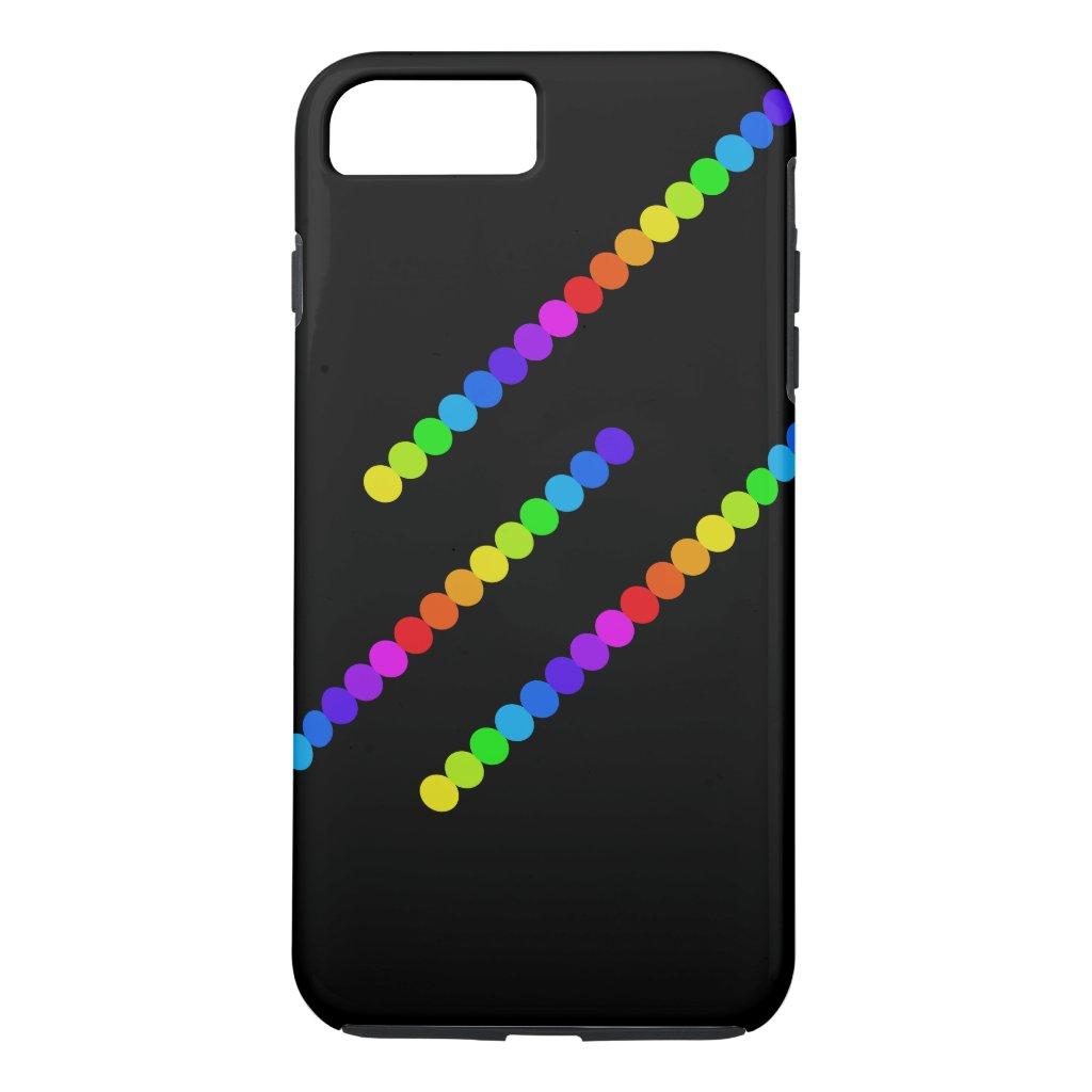 Rainbow CricketDiane Artist Colors Spectrum Pride iPhone 8 Plus/7 Plus Case