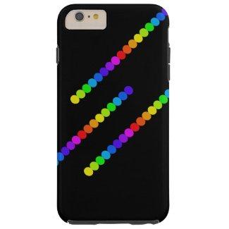Rainbow CricketDiane Artist Colors Spectrum Pride Tough iPhone 6 Plus Case
