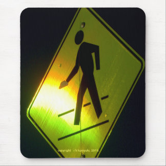 Rainbow Crossing -T3271 Mouse Pad