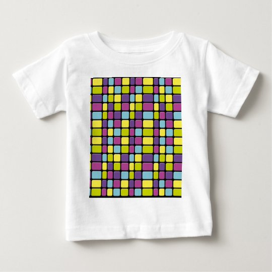Rainbow Cubes Baby T-Shirt