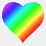 Rainbow Customizable Stickers