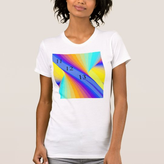 Rainbow Cyclone T-Shirt