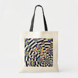 Rainbow Daisies Kaleidoscope Bags