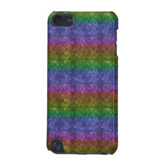 Rainbow Damask iPod Touch 5G Case