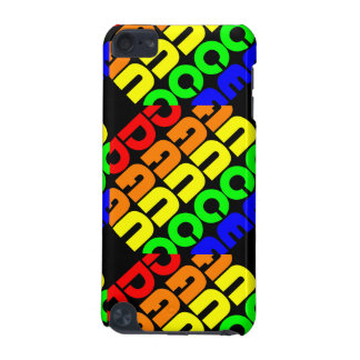 Rainbow Dance iPod Touch 5G Cover