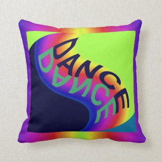 Rainbow DANCE Pillow - Home Decor -for Anyone