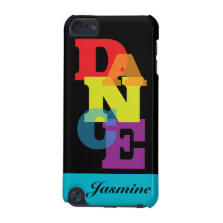 Rainbow Dance Vertical iPod Touch (5th Generation) Case