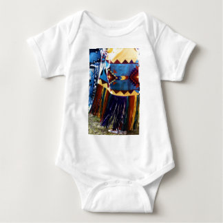 Rainbow Dancer Baby Bodysuit