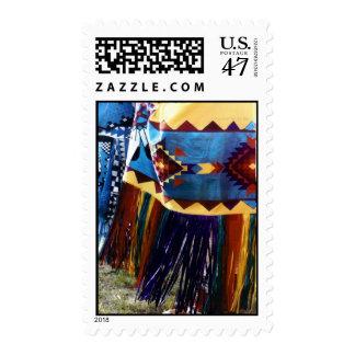 Rainbow Dancer Postage