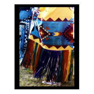 Rainbow Dancer Postcard