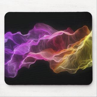 Rainbow_dark Mouse Pad