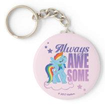 Rainbow Dash | Always Awesome Keychain