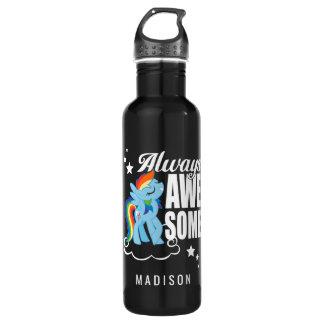 Rainbow Dash | Always Awesome Water Bottle