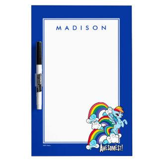 Rainbow Dash | Awesomest! Dry-Erase Board