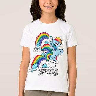 Rainbow Dash   Awesomest! T-Shirt