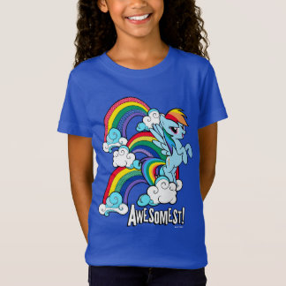 Rainbow Dash | Awesomest! T-Shirt