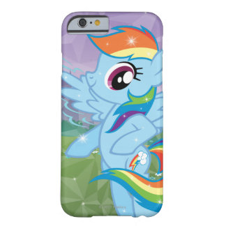 Rainbow Dash Barely There iPhone 6 Case