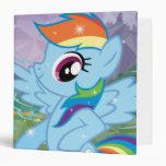 Rainbow Dash Binders
