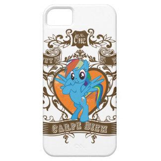 Rainbow Dash Carpe diem Seize the day iPhone SE/5/5s Case