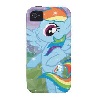 Rainbow Dash Case-Mate iPhone 4 Cases