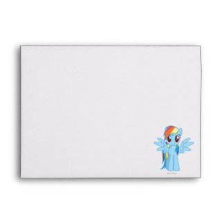 Rainbow Dash Envelope