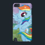 "Rainbow Dash iPod Touch (5th Generation) Cover<br><div class=""desc"">My Little Pony: Crystal Magic</div>"