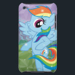 "Rainbow Dash iPod Touch Case<br><div class=""desc"">My Little Pony: Crystal Magic</div>"