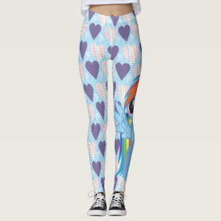Rainbow Dash Leggings