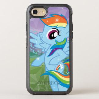 Rainbow Dash OtterBox Symmetry iPhone 7 Case