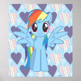 Rainbow Dash Poster