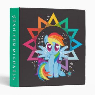 Rainbow Dash   Rainbow Powered Binder