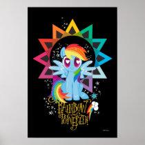 Rainbow Dash | Rainbow Powered Poster